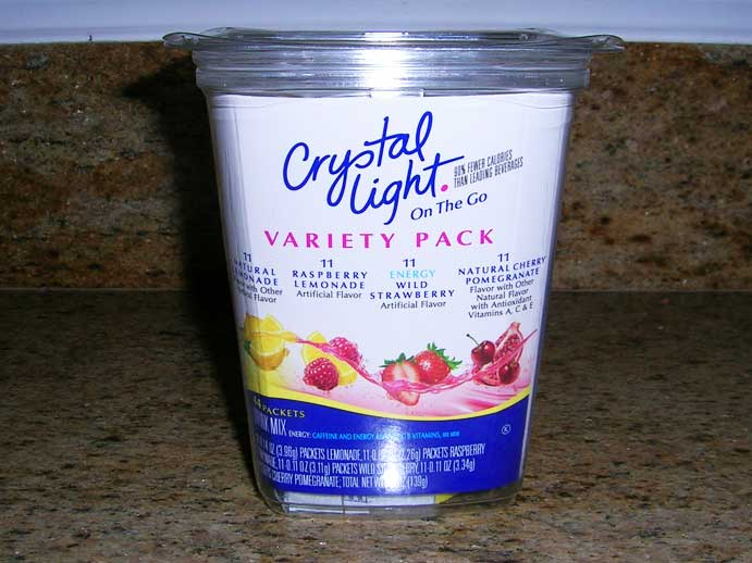 Costco Crystal Light