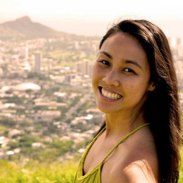 College Grad in Honolulu Hawaii