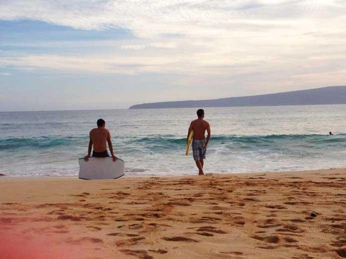 Life in Maui