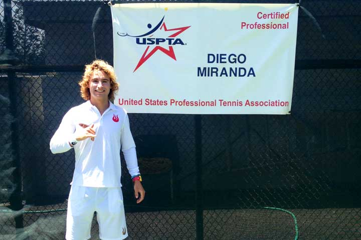 College Grad Pro Tennis Instructor in North Shore Hawaii