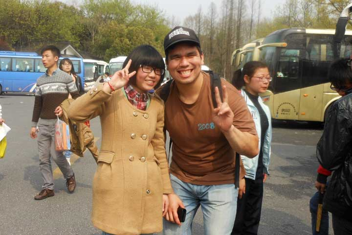 Teaching English as a foreign language in China