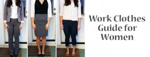 WorkClothesGuideForWomen