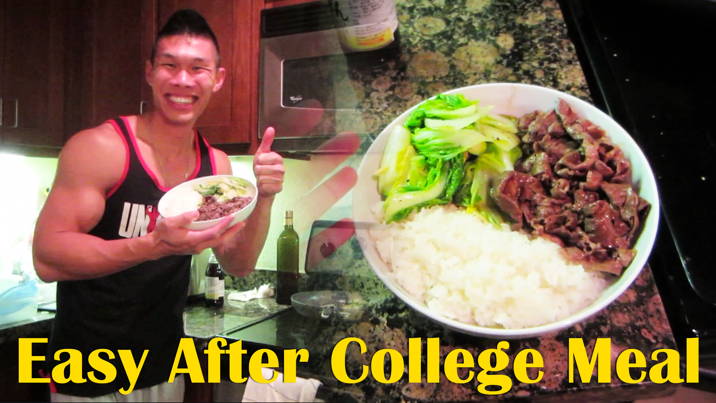 Cooking After College
