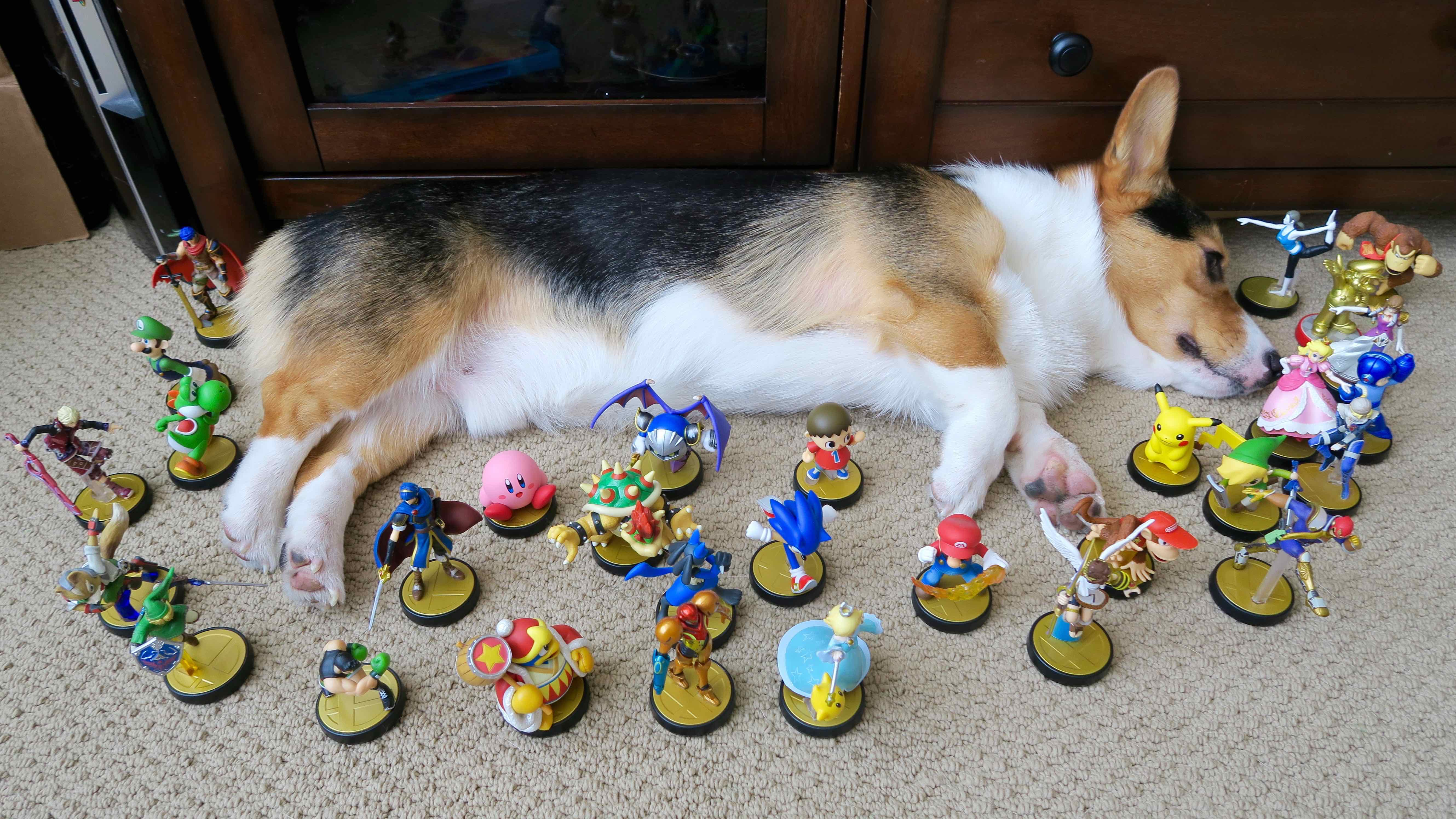 Amiibo Collection