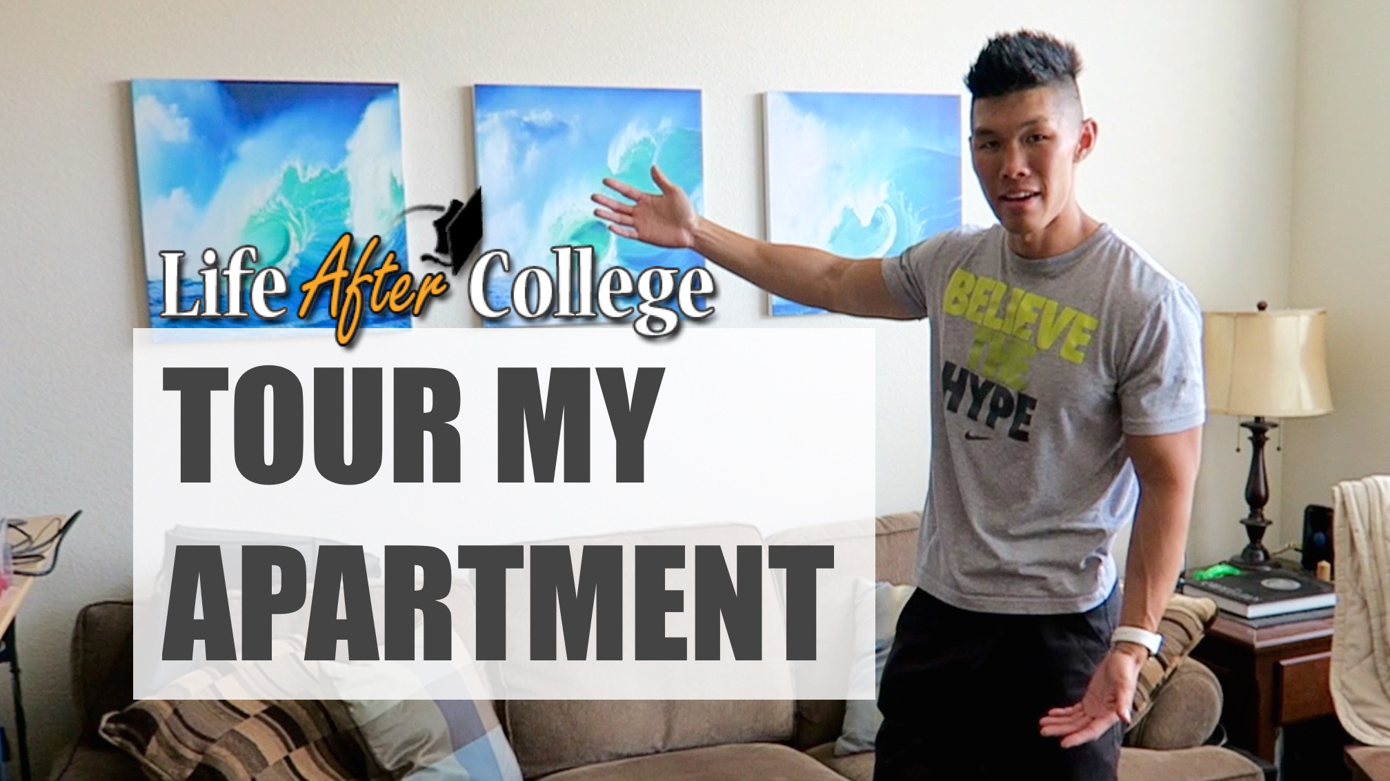 Apartment Room Tour