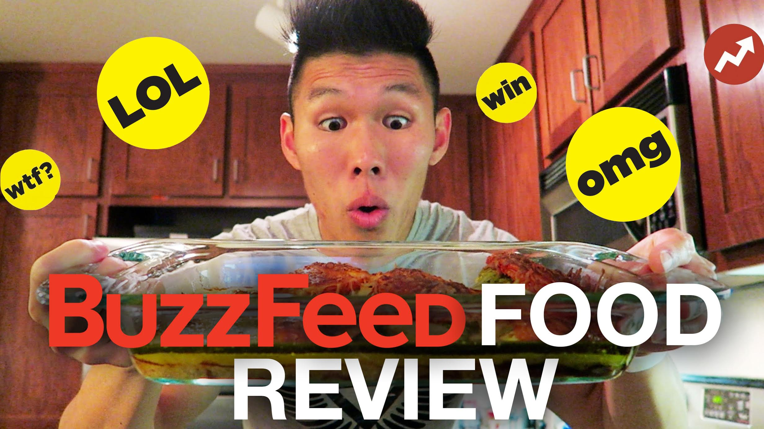 TASTE TESTING BUZZFEED FOOD RECIPES