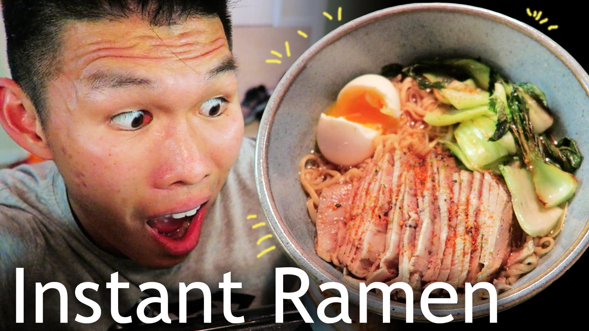 HOW TO MAKE INSTANT RAMEN AMAZING - Life After College: Ep. 445