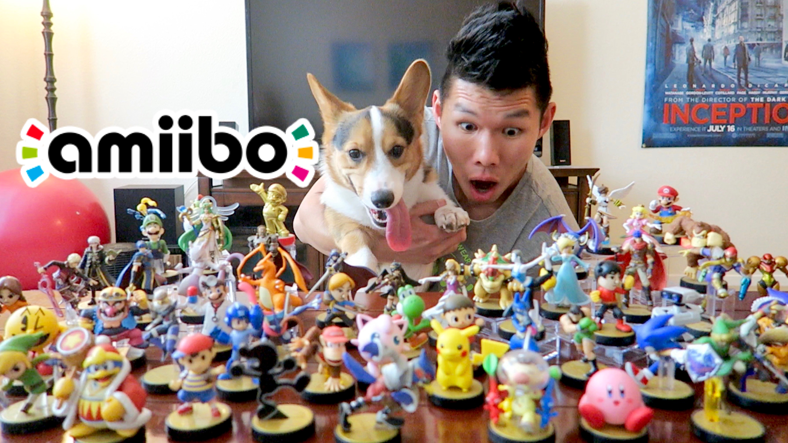 MISSION COMPLETE: CORGI DOG'S SUPER AMIIBO COLLECTION