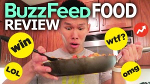 TASTE TESTING BUZZFEED FOOD WINTER RECIPES