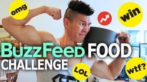 Buzzfeed Food Challenge