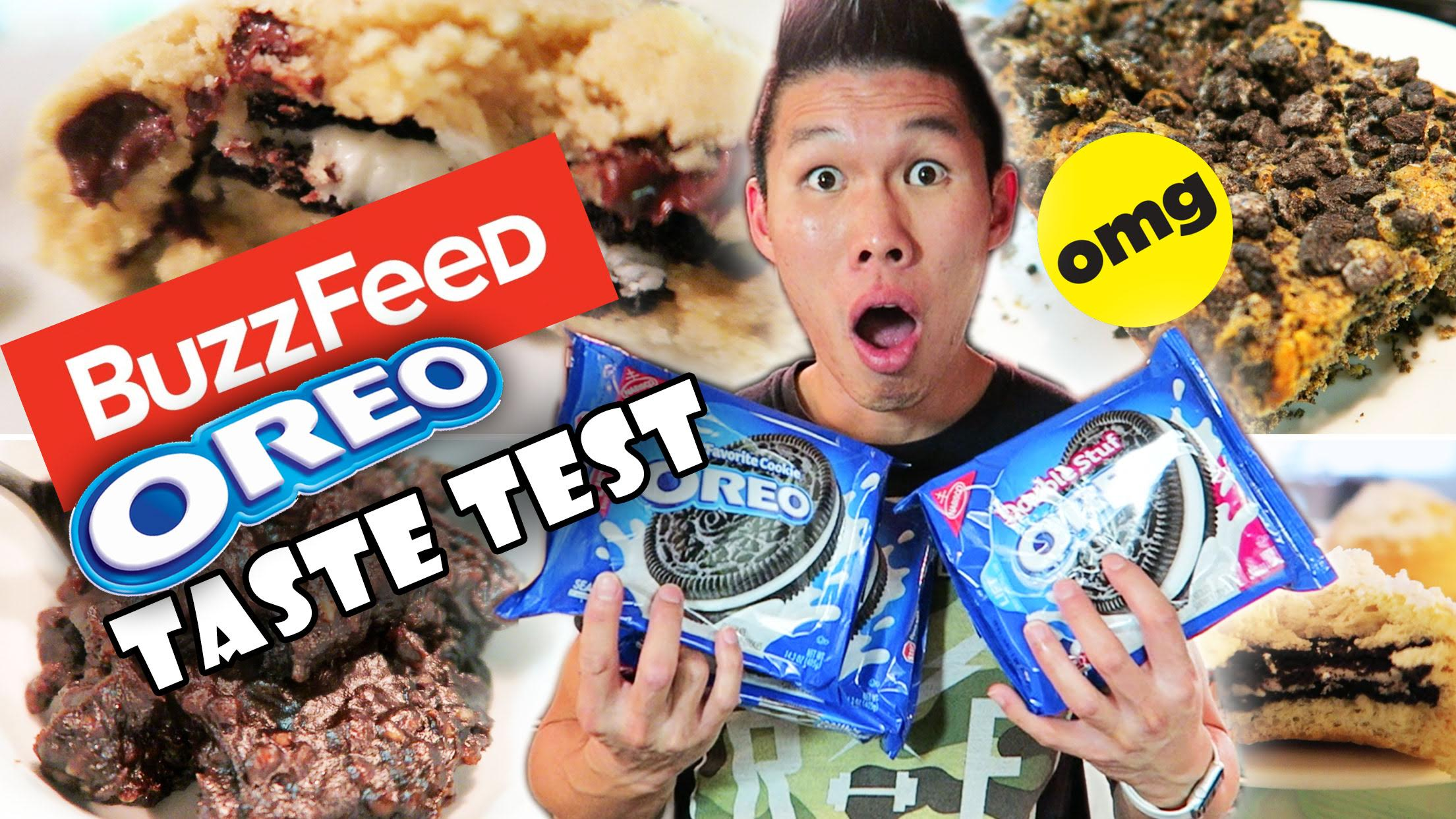 Oreo Buzzfeed Food Recipes Tested