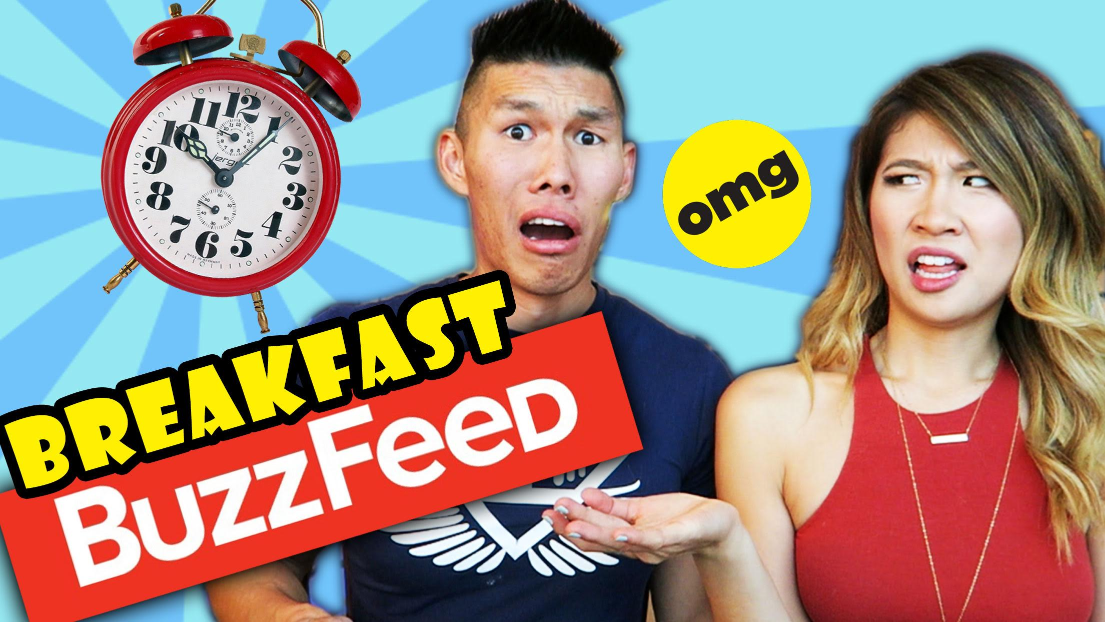 BUZZFEED BREAKFAST DIY FOOD RECIPE TASTE TEST