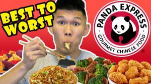 Panda Express: All Menu Items Ranked