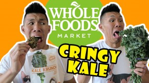 RANKING CRINGY KALE SNACKS AT WHOLE FOODS