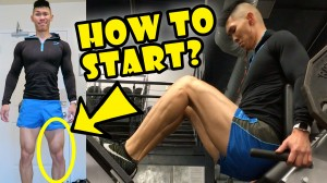 HOW TO START WORKING OUT: Beginners Gym Routine