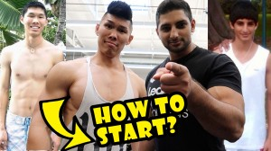 GAIN MUSCLE + LOSE WEIGHT — How to Start?